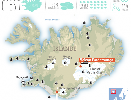 La magnifique Islande en chiffres et images