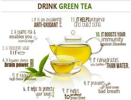 Thé vert : bienfaits, consommation et conseils en images !