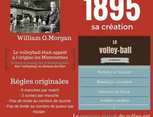 Volleyball, zoom sur ce sport en chiffres et en images